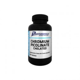 Chromium Picolinate Chelated (100 Tabs)