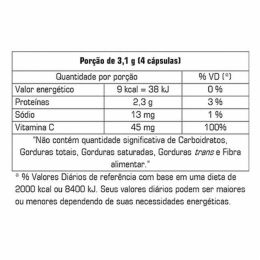 Collagen Verisol Vitamina C (120 Caps)