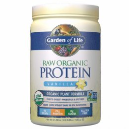 Raw Organic Protein (624g)